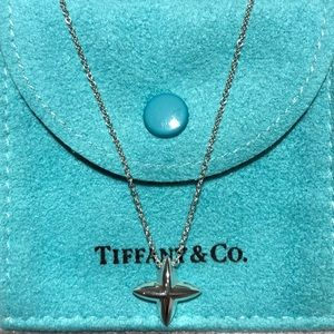 Tiffany & Co. Elsa Peretti Sirius Star Pendant